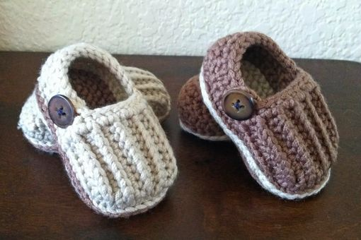Custom Made Twin Boy Loafers