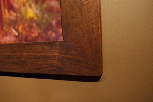 Custom Made Custom Made Walnut Frame
