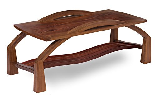 Custom Made Bridged - Coffee Table