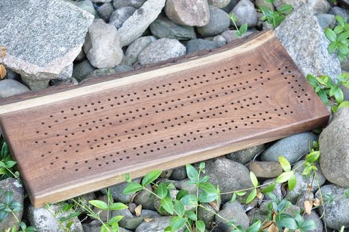 Custom Made Custom Cribbage Boards