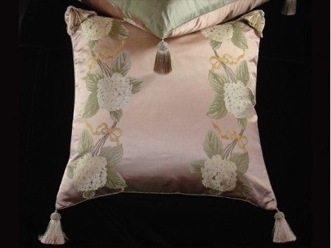 Custom Made Chateau: Chantelle Pillow