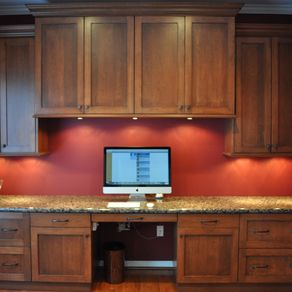 maple cabinets in kitchen custom desks executive desks custommade 7345
