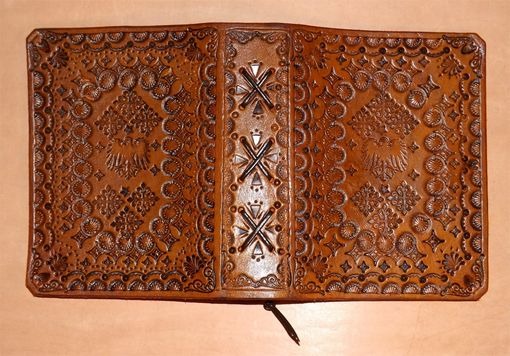 Custom Made Handcrafted Leather Journal Covers