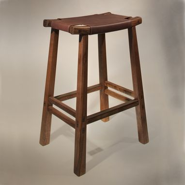 Custom Made Enso Stool