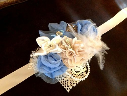 "Custom Made Custom ""It's A Boy"" Maternity Decorative Sash"
