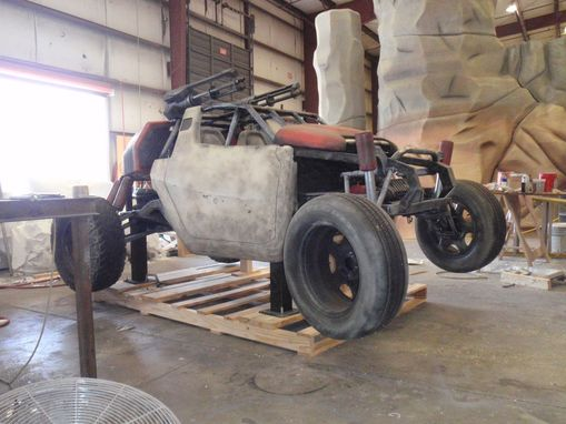 Custom Made Full Scale Fantasy Buggy Prop