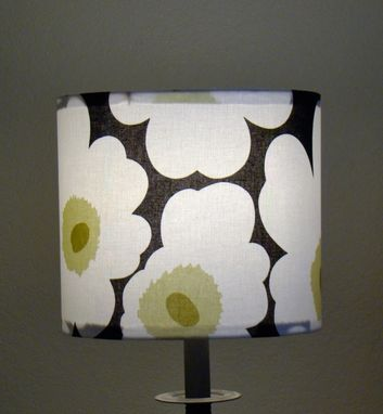 Custom Made Marimekko Unikko Lamp Shade