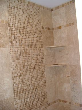 Custom Made Custom Tile Work