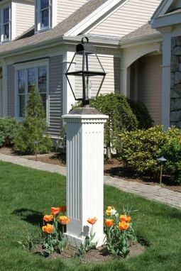 Custom Made Lamp Post