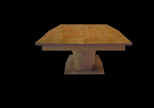 Custom Made Contemporary Cherry Dining Or Conference Table