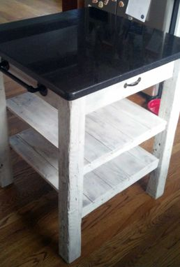 Custom Made Megan's Kitchen Island