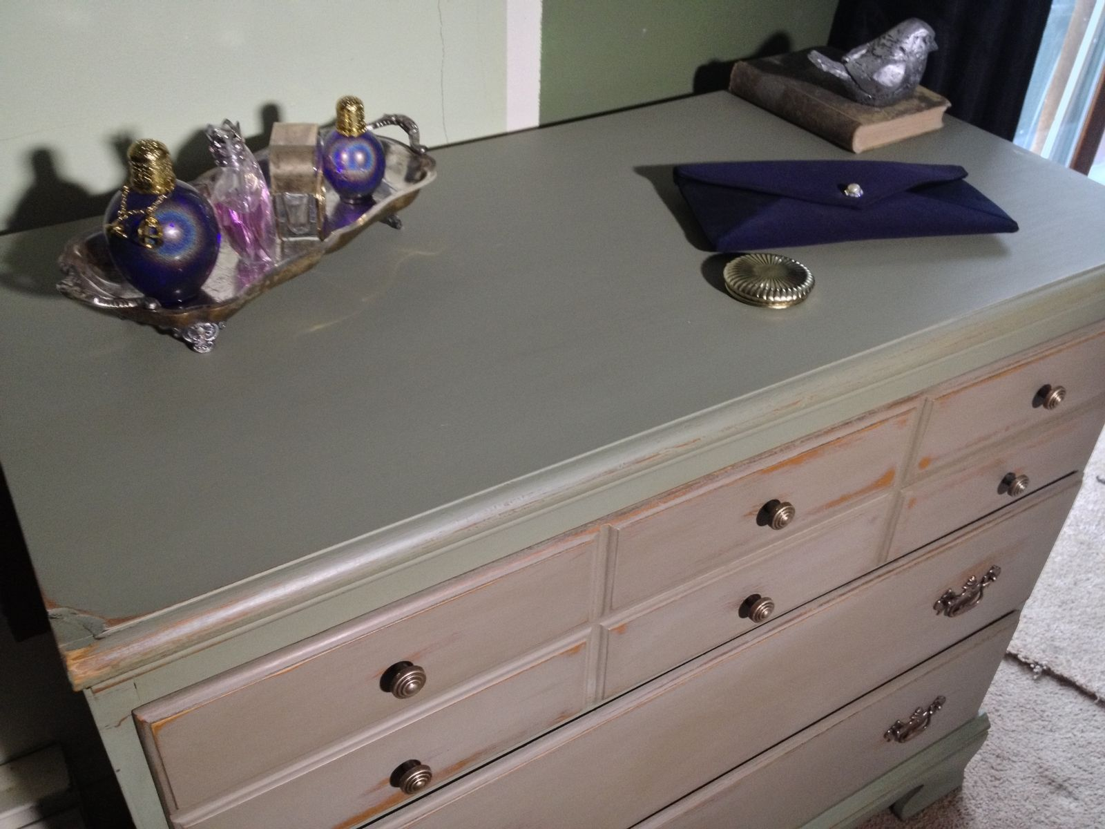 drawer dresser kids tone furniture products skylar two cottages baby newport midcentury