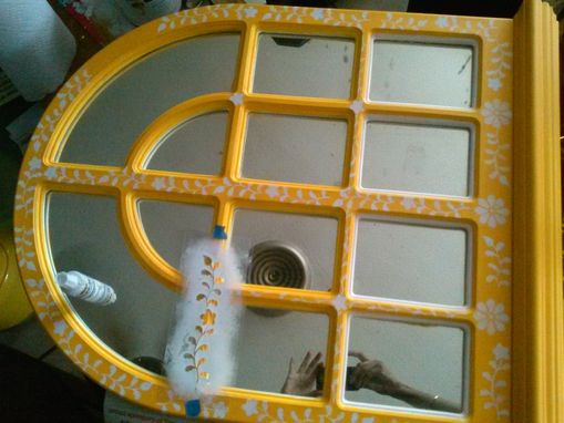 Custom Made Beautiful Exotic Mirror
