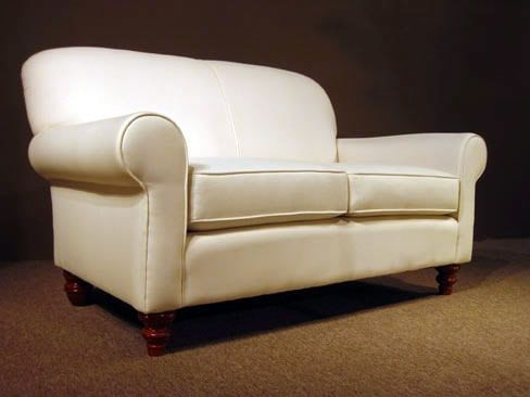 Custom Made Brock Loveseat