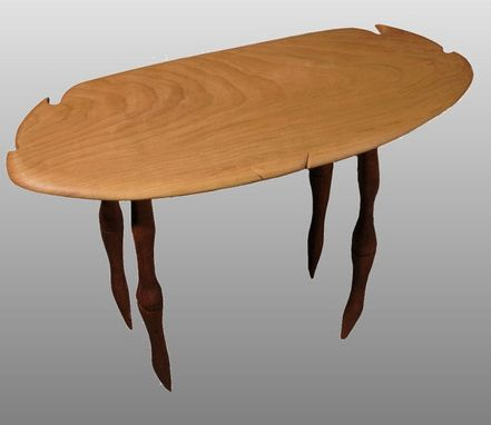 Custom Made Crab Table