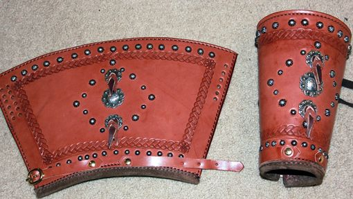 Custom Made Cowboy Cuffs