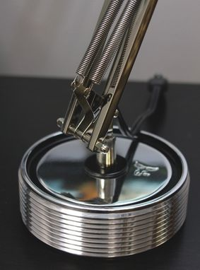 Custom Made Cessna Skylane Retention Piston Desk Lamp