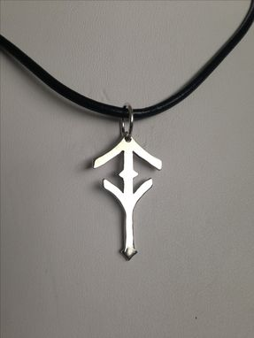 Custom Made Symbol Pendant