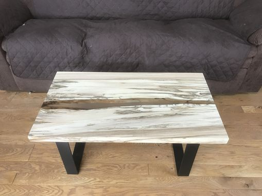 Custom Made Hackberry River Coffee Table