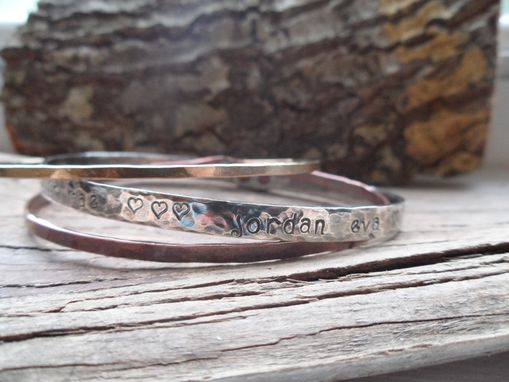 Custom Made Mom Pride™ Bangle Set