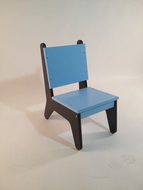 Custom Made Modern Kids Chair