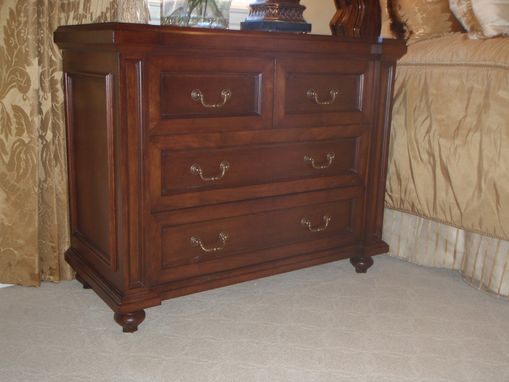 Custom Made Traditional Night Stand