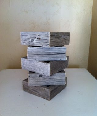 Custom Made Reclaimed Barnwood Boxes