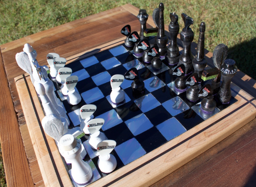 Custom Made Custom & Thematic Chess Sets
