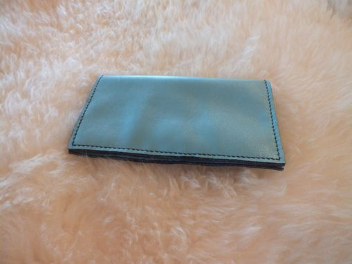 Custom Made Ladies Leather Wallet