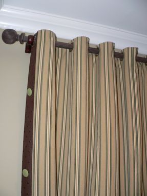 Custom Made Grommet Top Panels