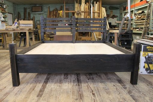 Custom Made Harris Bed
