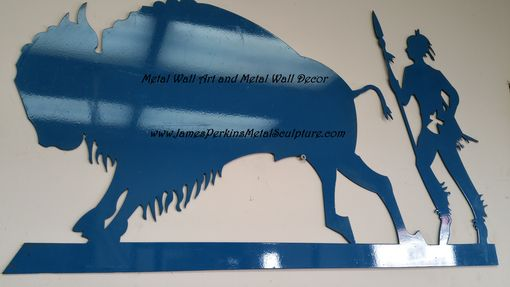 Custom Made Metal Wall Art / Metal Decor And Business Signage / Logo Art