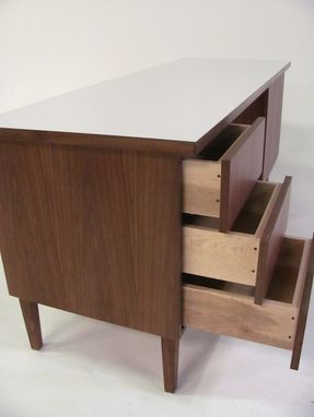 Custom Made Mid-Century Desk