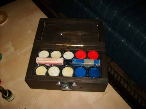 Custom Made Wooden Box