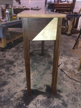 Custom Made Custom Handmade Sofa Table (Entryway)