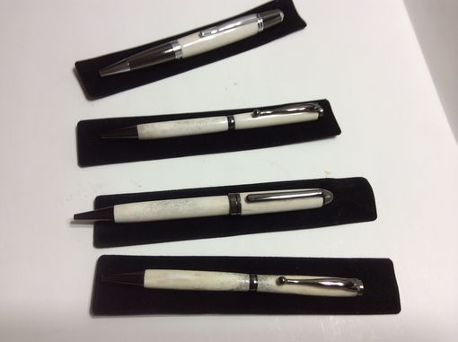Custom Made Whitetail Deer Antler Ballpoint Pens