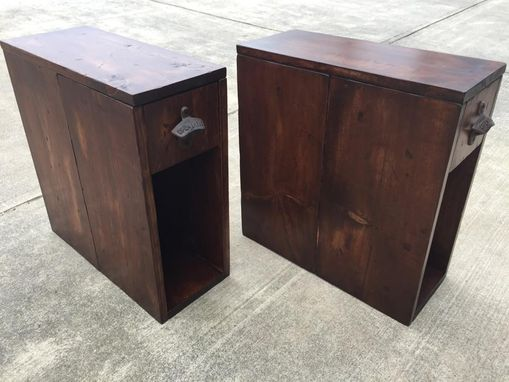 Custom Made Night Stands