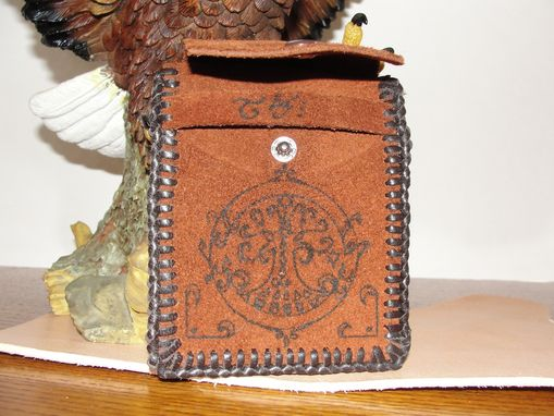 Custom Made Handmade Money Pouch
