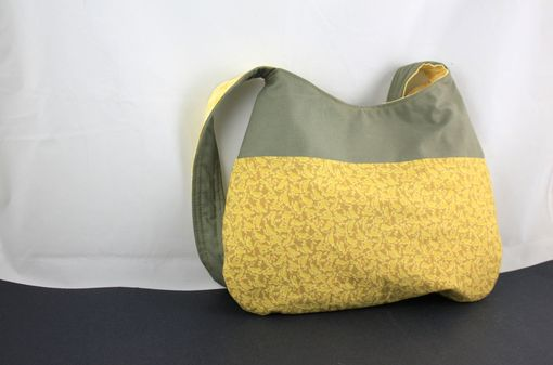Custom Made Women's Fabric Purse, Shoulder Purse, Handbag