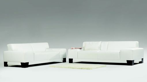 Custom Made Upholstered Sofa Ancona
