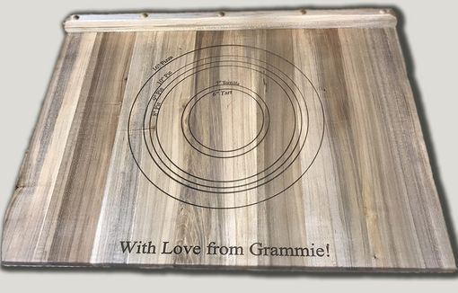 Custom Made Pastry/Cutting Board Kitchen Custom Size