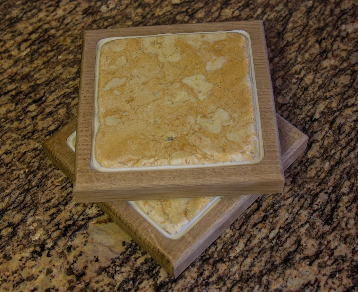 Buy A Custom Trivet Made To Order From Bench Dog Woodworks - Custom photo trivet