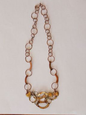 Custom Made Copper Necklace