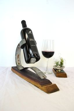 Custom Made Porta - Acerbus - Counter Top Bottle Holder