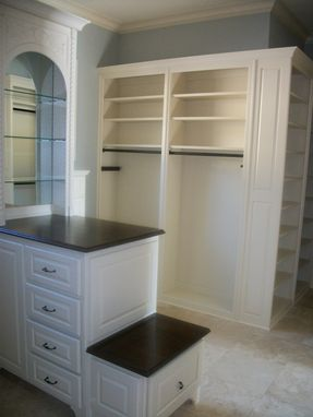 Custom Made Custom Closet - Whitmire