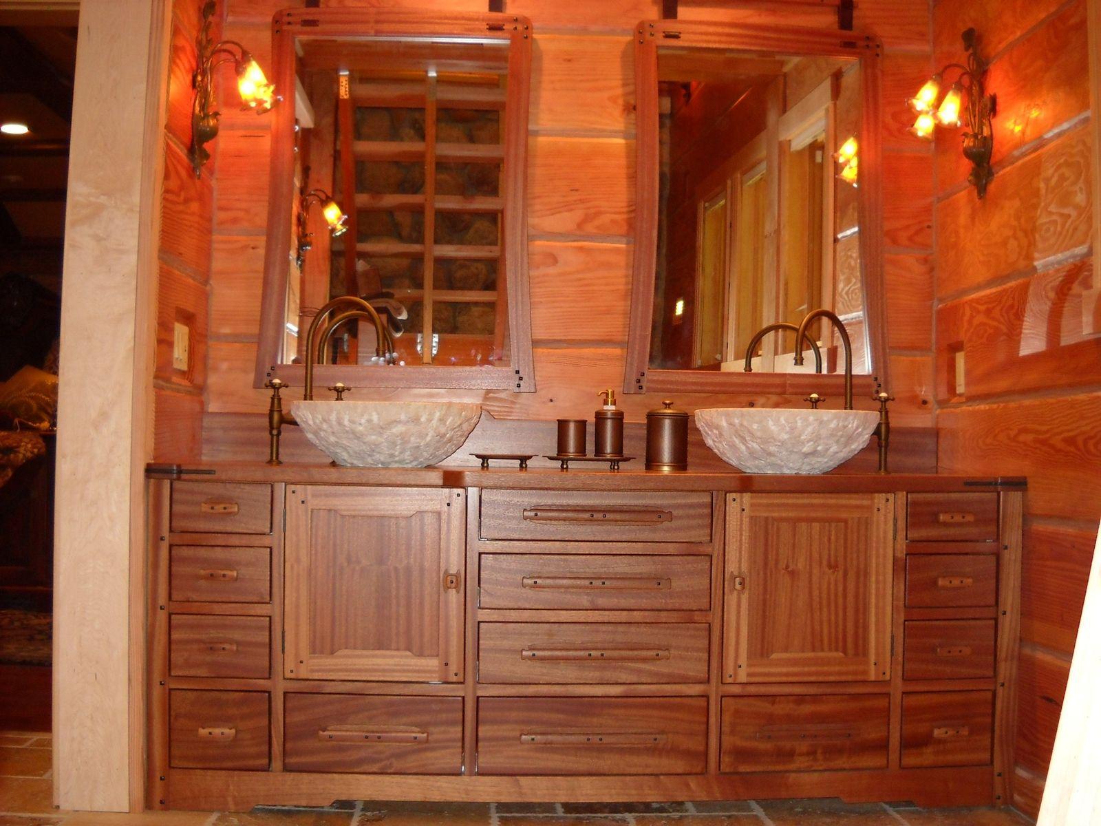 Handmade Greene And Inspired Bathroom By J Holtz