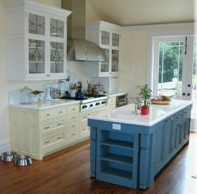 Custom Made Victorian Kitchen