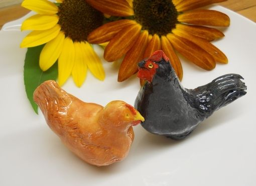 Custom Made Chicken Cake Toppers
