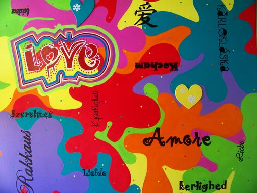 Custom Made Art - Crazy Love: A Tribute To The 60'S