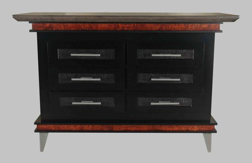 "Custom Made Kisaki ""Empress"" Chest Of Drawers"
